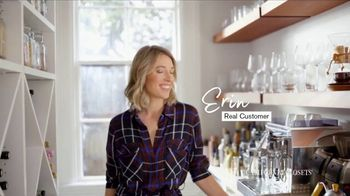 California Closets TV Spot, 'Erin's Pantry Story' - Thumbnail 1