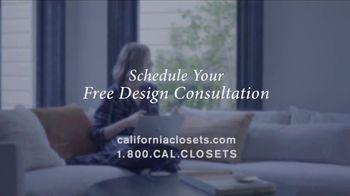 California Closets TV Spot, 'Erin's Pantry Story' - Thumbnail 9