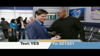 Nugenix Total-T TV Spot, 'Airport: Man Boosting' Featuring Frank Thomas - 1035 commercial airings