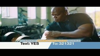 Nugenix Total-T TV Spot, 'Airport: Man Boosting' Featuring Frank Thomas - Thumbnail 8