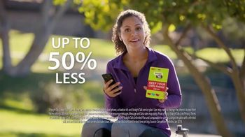 Straight Talk Wireless Bring Your Own Phone SIM Kit TV Spot, 'Special Talk: 50%' - 1833 commercial airings