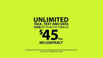 Straight Talk Wireless Bring Your Own Phone SIM Kit TV Spot, 'Special Talk: 50 Percent' - Thumbnail 7