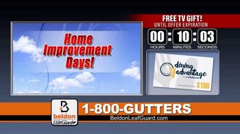 Beldon LeafGuard $99 Install Sale TV Spot, 'BBB Rating and Good Housekeeping Seal' - Thumbnail 8