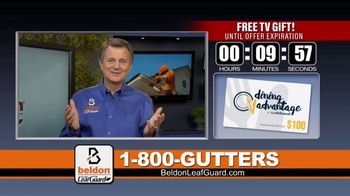 Beldon LeafGuard $99 Install Sale TV Spot, 'BBB Rating and Good Housekeeping Seal' - Thumbnail 9