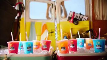 McDonald's Minute Maid Slushies TV Spot, 'Turn up Summer' - Thumbnail 1