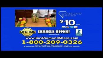 Diamond Sharp TV Spot, 'Right Tool for the Job: $10' - Thumbnail 10