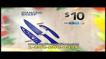 Diamond Sharp TV Spot, 'Right Tool for the Job: $10' - Thumbnail 8