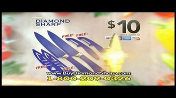 Diamond Sharp TV Spot, 'Right Tool for the Job: $10' - Thumbnail 9