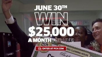 Publishers Clearing House TV Spot, 'Actual Winner: Crystal Crawford' - Thumbnail 9