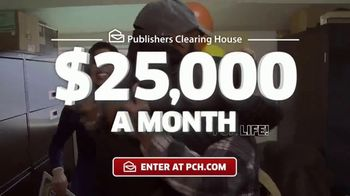 Publishers Clearing House TV Spot, 'Actual Winner: Crystal Crawford' - Thumbnail 6