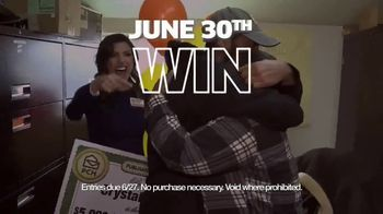 Publishers Clearing House TV Spot, 'Actual Winner: Crystal Crawford' - Thumbnail 8