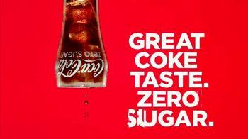 Coca-Cola Zero Sugar TV Spot, 'It's Not Magic' Song by Loc Locos - Thumbnail 10