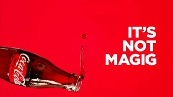 Coca-Cola Zero Sugar TV Spot, 'It's Not Magic' Song by Loc Locos