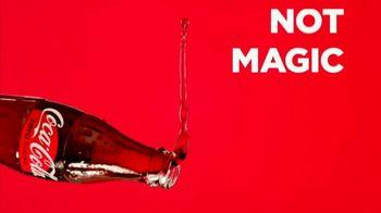 Coca-Cola Zero Sugar TV Spot, 'It's Not Magic' Song by Loc Locos - Thumbnail 3