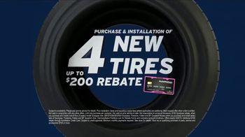 AutoNation TV Spot, 'Tire Installation Rebate' - Thumbnail 4