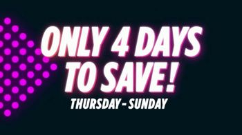 JCPenney Black Friday in May TV Spot, 'Four Days to Save' - Thumbnail 3