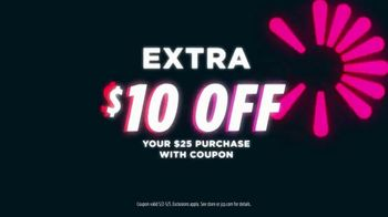 JCPenney Black Friday in May TV Spot, 'Four Days to Save' - Thumbnail 7
