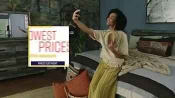 Ashley HomeStore Lowest Prices of the Season TV Spot, 'Beds, Mattresses and Sofas' Song by Midnight Riot - Thumbnail 2