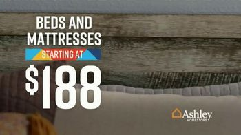 Ashley HomeStore Lowest Prices of the Season TV Spot, 'Beds, Mattresses and Sofas' Song by Midnight Riot - Thumbnail 7