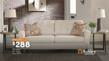 Ashley HomeStore Lowest Prices of the Season TV Spot, 'Beds, Mattresses and Sofas' Song by Midnight Riot - Thumbnail 8