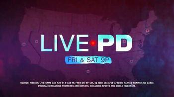 A&E Networks TV Spot, 'Live PD: Sound the Alarm' - Thumbnail 4