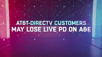 A&E Networks TV Spot, 'Live PD: Sound the Alarm'