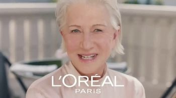 L\'Oreal Paris Age Perfect Rosy Tone Eye TV Spot, \'In a Blink\' Featuring Helen Mirren