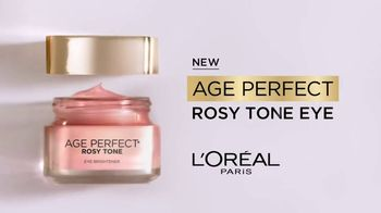 L'Oreal Paris Age Perfect Rosy Tone Eye TV Spot, 'In a Blink' Featuring Helen Mirren - Thumbnail 10