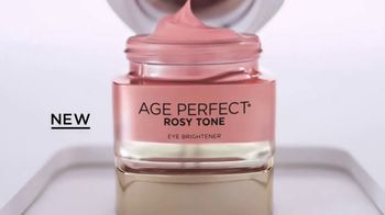 L'Oreal Paris Age Perfect Rosy Tone Eye TV Spot, 'In a Blink' Featuring Helen Mirren - Thumbnail 4