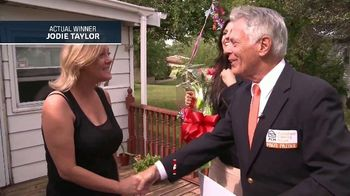 Publishers Clearing House TV Spot, 'Actual Winner: Jodie Taylor' Song by Boston - Thumbnail 1