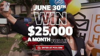 Publishers Clearing House TV Spot, 'Actual Winner: Jodie Taylor' Song by Boston - Thumbnail 10