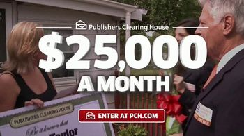 Publishers Clearing House TV Spot, 'Actual Winner: Jodie Taylor' Song by Boston - Thumbnail 7