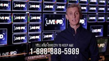 A&E Networks TV Spot, 'Keep Live PD and A&E: Community' - Thumbnail 5