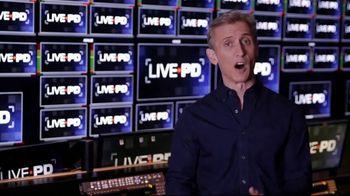 A&E Networks TV Spot, 'Keep Live PD and A&E: Community' - Thumbnail 2