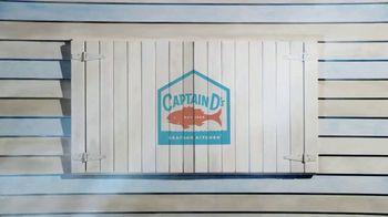 Captain D's Ultimate Shrimp Feast TV Spot, 'Shrimp-ly Amazing' - Thumbnail 1