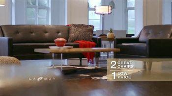 La-Z-Boy 2 Great Chairs Event TV Spot, 'Perfect Harmony' - Thumbnail 5