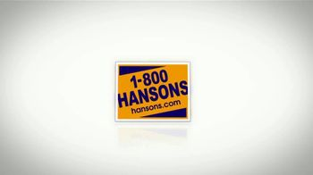 1-800-HANSONS Biggest Roofing Sale of the Year TV Spot, 'Get Your Home Ready Roofing' - Thumbnail 2