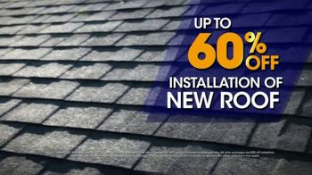1-800-HANSONS Biggest Roofing Sale of the Year TV Spot, 'Get Your Home Ready Roofing' - Thumbnail 3