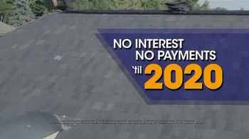 1-800-HANSONS Biggest Roofing Sale of the Year TV Spot, 'Get Your Home Ready Roofing' - Thumbnail 6