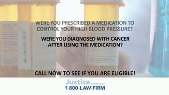1-800-LAW-FIRM TV Spot, 'Blood Pressure Medication' - Thumbnail 3
