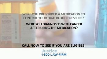 1-800-LAW-FIRM TV Spot, 'Blood Pressure Medication' - Thumbnail 4