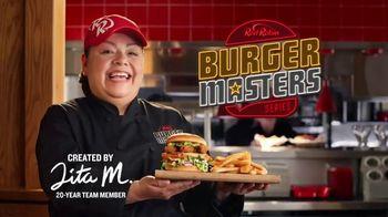 Red Robin Zita's Chicky 'Cado TV Spot, 'Una maestra hamburguesera' [Spanish]