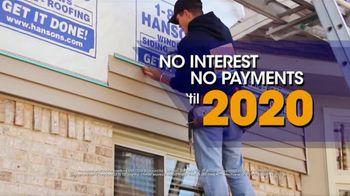 1-800-HANSONS Summer Siding Sale TV Spot, 'Bring It Back to Life' - Thumbnail 6