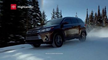 2019 Toyota Highlander TV Spot, 'Go Out and Play' [T2] - Thumbnail 2