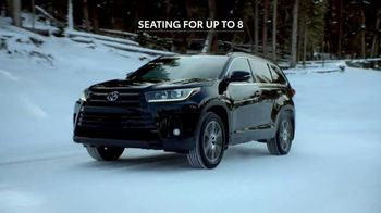 2019 Toyota Highlander TV Spot, 'Go Out and Play' [T2] - Thumbnail 4