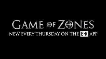 Bleacher Report App TV Spot, 'Game of Zones: Medieval Things and Basketball' - Thumbnail 6
