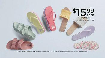 Kohl's Flash Sale TV Spot, 'Kid's Shirts, Sandals and Kitchen Electrics' - Thumbnail 7