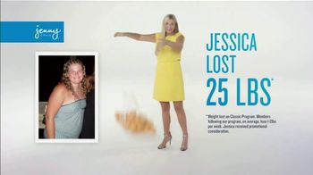 Jenny Craig Rapid Results TV Spot, 'Jessica: $100 Free Food' - Thumbnail 3