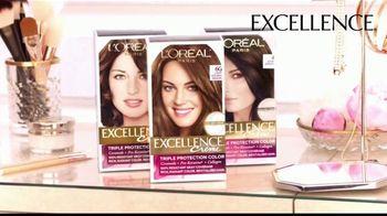 L'Oreal Excellence Creme TV Spot, 'Tres maneras' con Celine Dion [Spanish] - Thumbnail 3