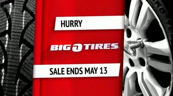 Big O Tires Biggest Sale of the Year TV Spot, 'Two Free Tires' - Thumbnail 1